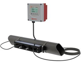 The TFX-5000 meter is designed for fluid flow metering and heating/cooling energy measurement.