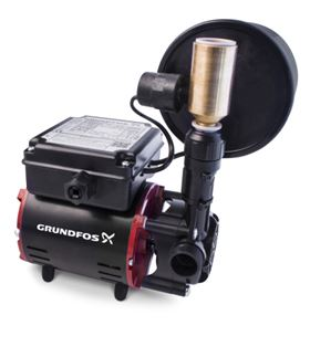 The SSR2 positive head pump from Grundfos.