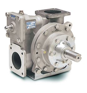 The STX3-DEF sliding vane pumps from Blackmer are designed for loading and unloading Diesel Exhaust Fluid