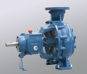 The Robuschi PROMIX centrifugal pump with closed impeller.