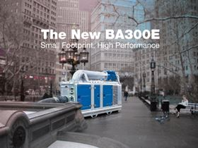 BBA releases new BA300E: small footprint, high performance