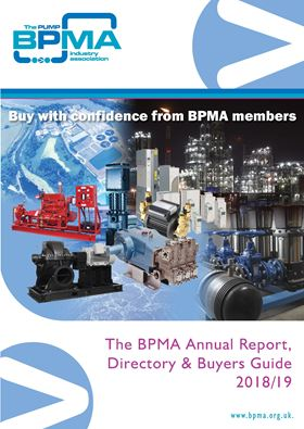 The BPMA's 2018/19 Buyers' Guide & Directory.