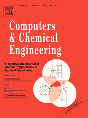 Elsevier journal Computers & Chemical Engineering.