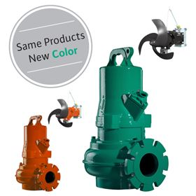 Same products, new colour