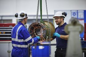 Sulzer offers a wide range of repair services through its worldwide network of service centres.