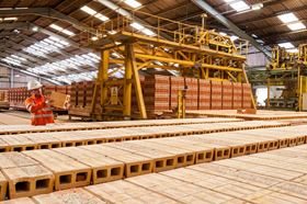 Installing Atlas Copco VSD vacuum pumps within its Dorket Head brickworks operation has helped Ibstock Brick maintain consistent product quality.