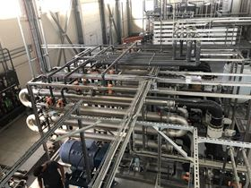 APATEQ deployed three Hydra-Cell® pumps within its five RO stages for processing leachate.