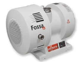 The new Fossa FO 0015 A hermetically sealed scroll vacuum pump from Busch.