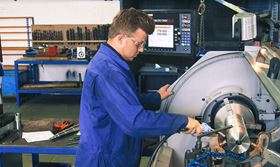 Rotamec's round-the-clock maintenance services are performed by qualified and experienced engineers.