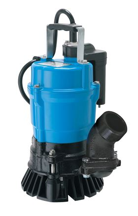 Tsurumi Pump has added the HSE2.4S to its HS series.