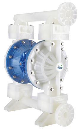 The FTI AIR range offers the important benefits of using AODD pumps.