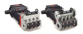 Hydra-Cell T-Series pumps have a true seal-less design.