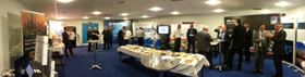Delegates 'network' at the MDS roadshow 2013