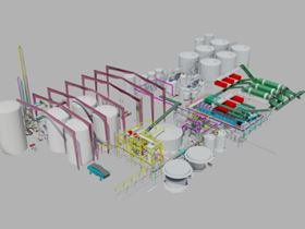 Andritz will deliver pre-treatment technology for Fiberight's cellulosic ethanol plant in Iowa, USA.