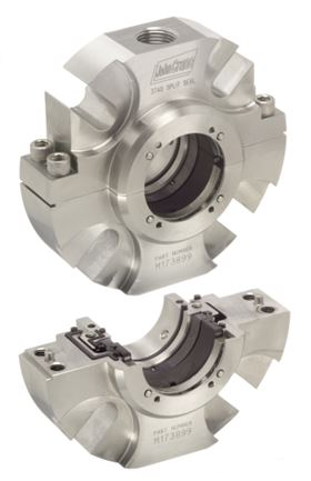 The new cartridge seal is available in two variations -- the Type 3740 for wet-running and the Type 3740D for dry-running services.