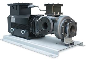 Parker Hannifin has invented a pump which is cavitation-resistant and self-priming.