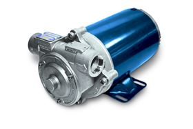 The the SX1B-DEF pump is the incorporation of a 316 stainless-steel motor shaft as the pump shaft.
