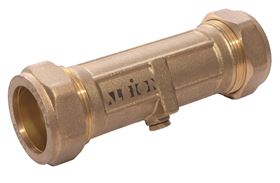 Albion has added new WRAS-approved double check valves to its portfolio.