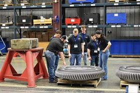 During the 12 weeks, interns will gain hands-on experiences with rotating equipment including turbines, compressors, motors generators and pumps.