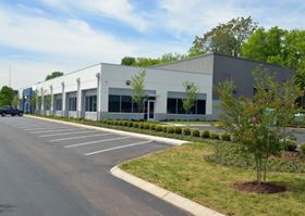 The new Tencarva Machinery Co facility in Nashville, Tennessee, USA.