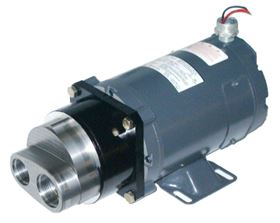 The CF15 oil and fuel pump is designed to run quietly and require no maintenance.