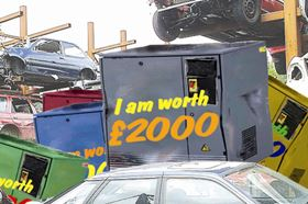 The Scrappage Scheme offers £2,000 towards new Atlas Copco compressed air equipment