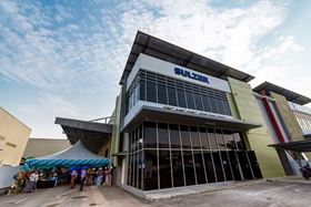 Sulzer has opened a new service centre in Semenyih. Image copyright Sulzer.