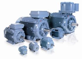 ABB offers a wide variety of hazardous area low voltage motors: flameproof, increased safety, non-sparking and Ex tD/DIP motors. Terminal boxes of ABB low voltage motors for hazardous areas are designed for 240 V or higher and thus meet the requirements of AC drive use.