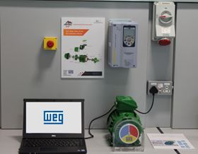 WEG aims to supply students with a deeper knowledge of electrical engineering.