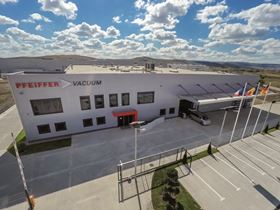 Pfeiffer Vacuum opens new high-tech production site in Romania.