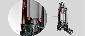 The Uniqa range features a specialist cooling system