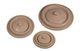 The new FSIP diaphragm is suitable for hygienic applications