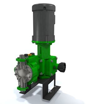 The Hypo Valve is designed to manage off-gassing in dosing applications.