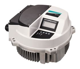 The Hydrovar 5th Generation variable speed drive