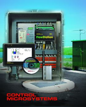 The FlowStation 110 station control package.