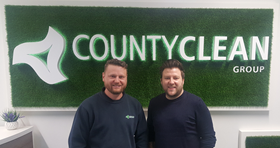 From left: Dawid Dobrowolski, pumps division project leader and Ben Knights, pumps division sales manager.