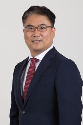 Ki Woong Ahn, the new country manager of Grundfos Singapore.