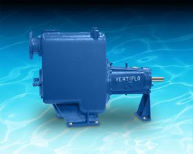 The Series 2100 is designed for applications including liquids entrained with solids, pulp and paper, mining, and wastewater.