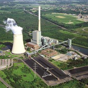 A coal-fired power plant – a typically tough environment for John Crane seals.