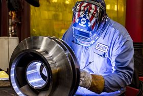 At Sulzer's Chattanooga service centre for the nuclear industry every manufacturing process is completed by experienced engineers.