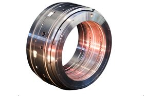 John Crane's Aura 120 Narrow Section gas seal reduces methane emissions by up to 95%.