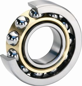 An SKF angular contact bearing