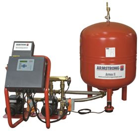 The Armex II range of high volume pressurisation and degassing systems.