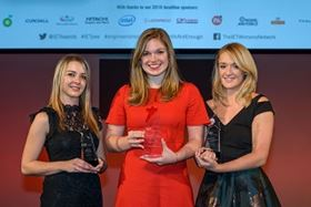 The IET's Young Woman Engineers of the Year.