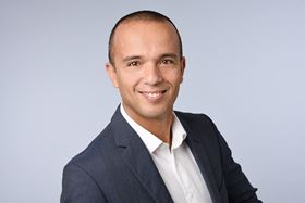 Khalil Fallah, CP Pumpen's new chief sales officer.