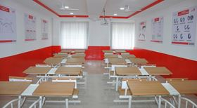 The knowledge transfer classroom.