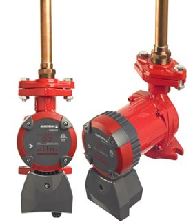 The Compass circulator helps homeowners reduce energy consumption and operating costs