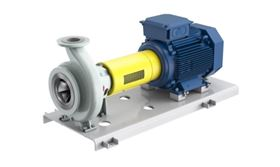 Sulzer launches the new SNS process pump range