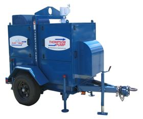 The 4JSCM Enviroprime pump from Thompson Pumps