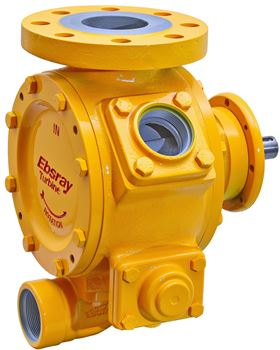 Ebsray's R75 Series pump, designed for the unloading of LPG tank trucks.